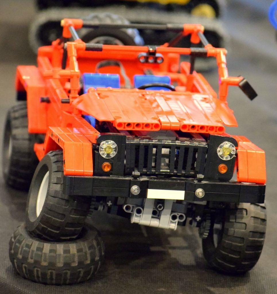 foto: 1. Sokołowska wystawa konstrukcji z klocków Lego® - DSC 0052 965x1024