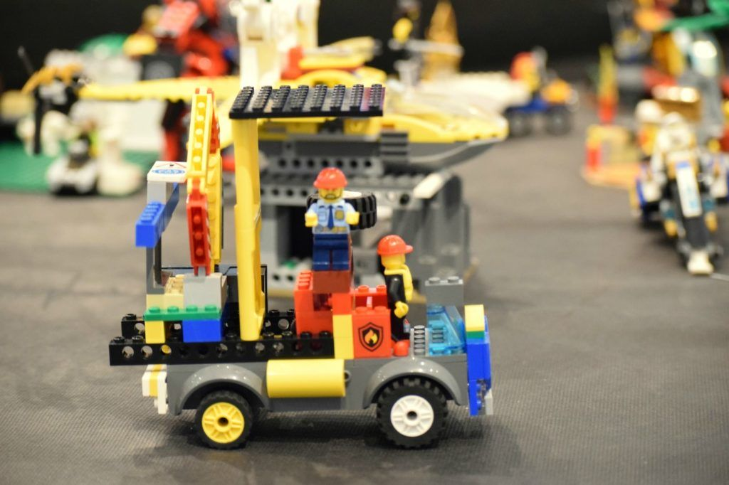 foto: 1. Sokołowska wystawa konstrukcji z klocków Lego® - DSC 0055 1 1024x682
