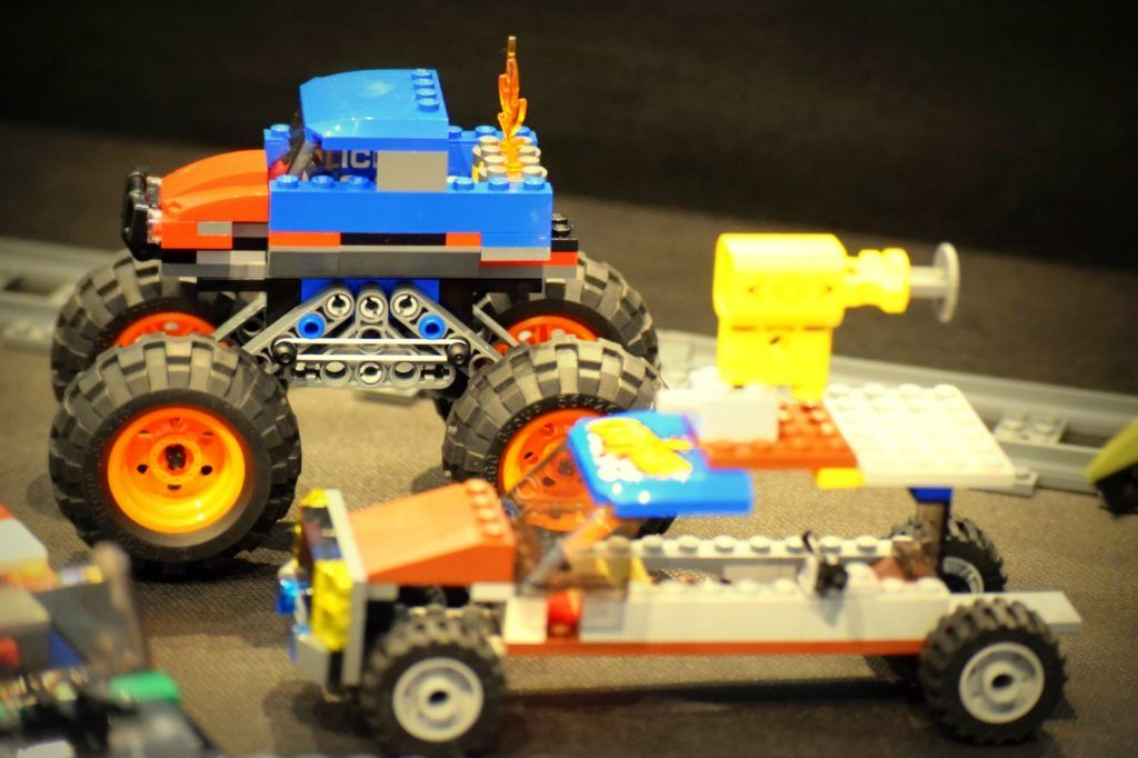 foto: 1. Sokołowska wystawa konstrukcji z klocków Lego® - DSC 0061 1 1024x682