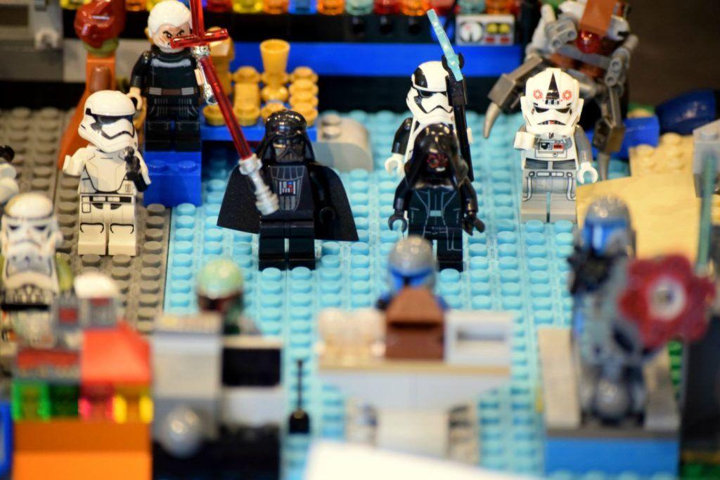 foto: 1. Sokołowska wystawa konstrukcji z klocków Lego® - DSC 0068 1024x682