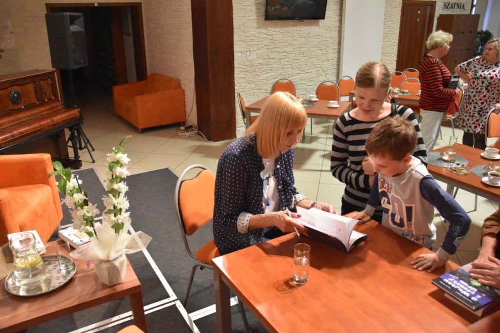foto: Spotkanie autorskie Agnieszki Dydycz w MBP - DSC 0258 1024x682