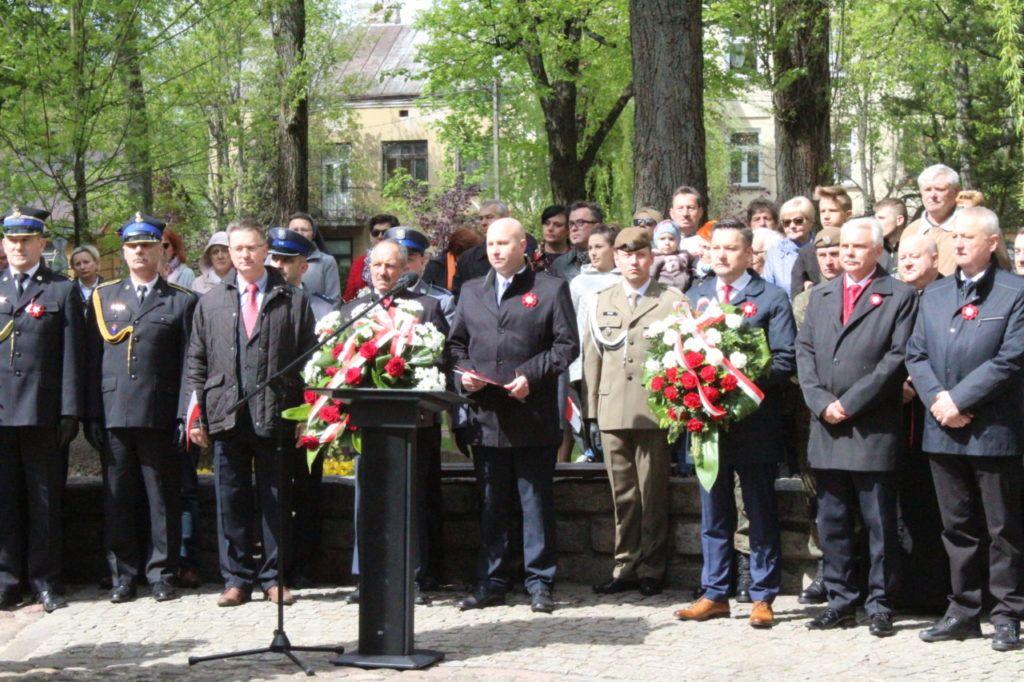 foto: Obchody 228. rocznicy Konstytucji 3 Maja - IMG 5757 1024x682