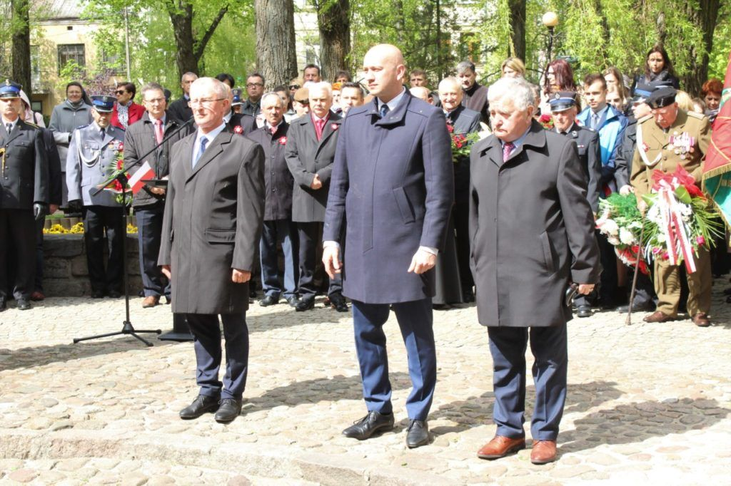 foto: Obchody 228. rocznicy Konstytucji 3 Maja - IMG 5809 1024x682