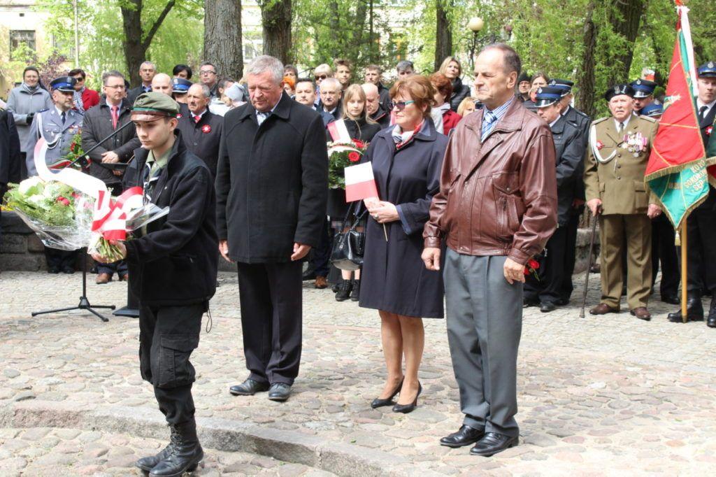 foto: Obchody 228. rocznicy Konstytucji 3 Maja - IMG 5825 1024x682