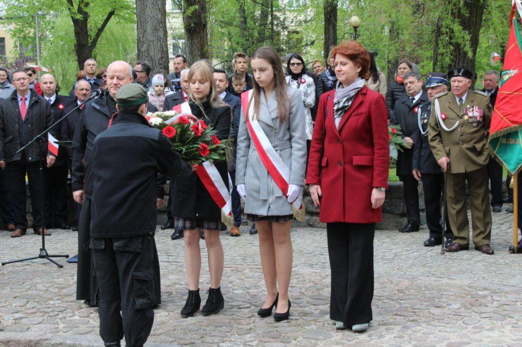 foto: Obchody 228. rocznicy Konstytucji 3 Maja - IMG 5844 1024x682
