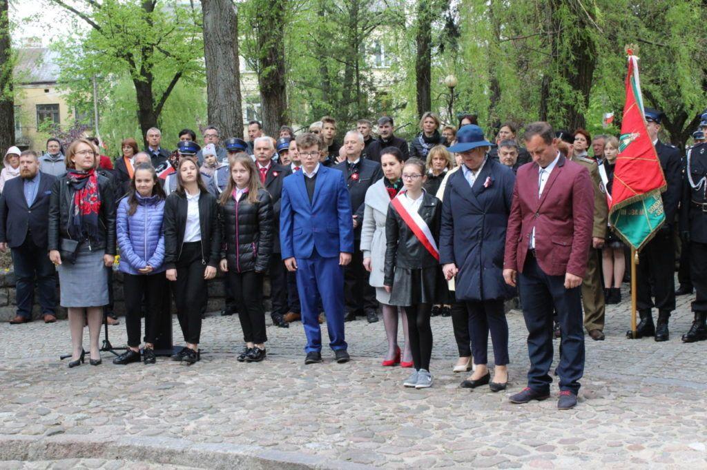 foto: Obchody 228. rocznicy Konstytucji 3 Maja - IMG 5852 1024x682