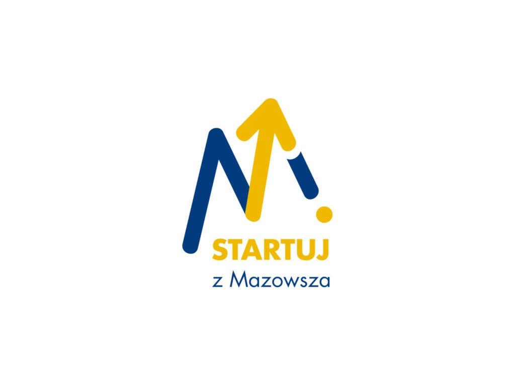 """foto: Konkurs """"Startuj z Mazowsza """" - LOGO STARTUJ Z MAZOWSZA kolor 1024x768"""