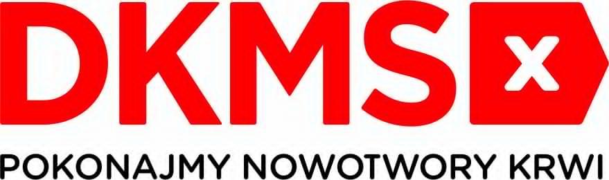 foto: Logo fundacji - fundacja dkms logo