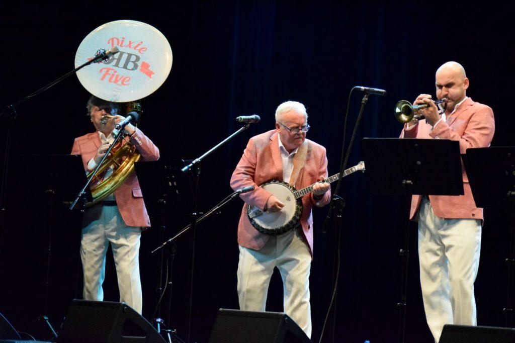 foto: Koncert RB Dixie Five - DSC 0014 1024x682