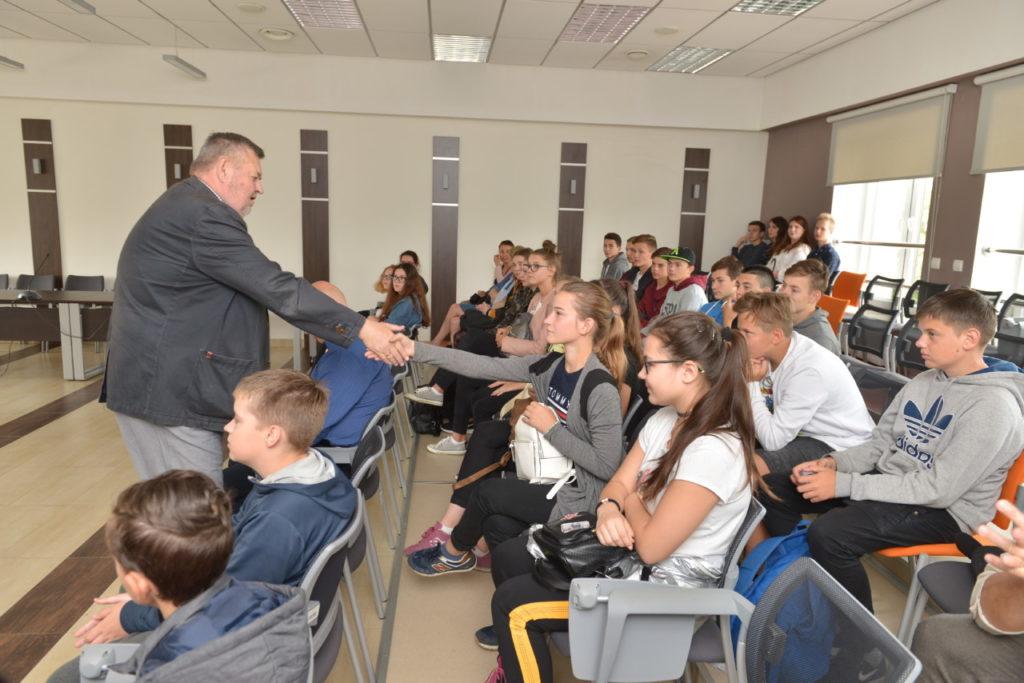 """foto: XVII Międzynarodowy Obóz Naukowy """"Letnia Szkoła Języka Polskiego"""" - DSC 4643 1024x683"""