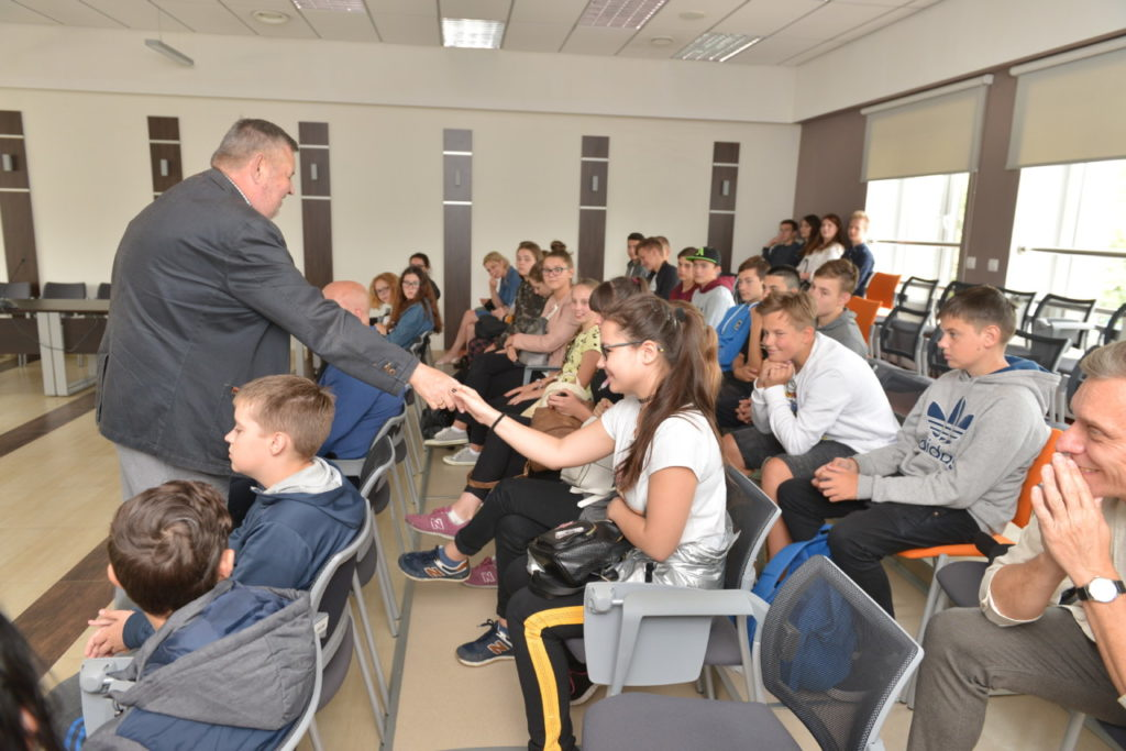 """foto: XVII Międzynarodowy Obóz Naukowy """"Letnia Szkoła Języka Polskiego"""" - DSC 4644 1024x683"""