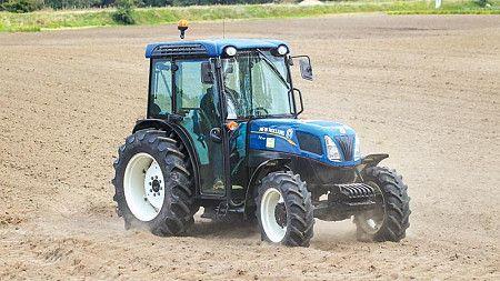 foto: Ciągnik - traktor