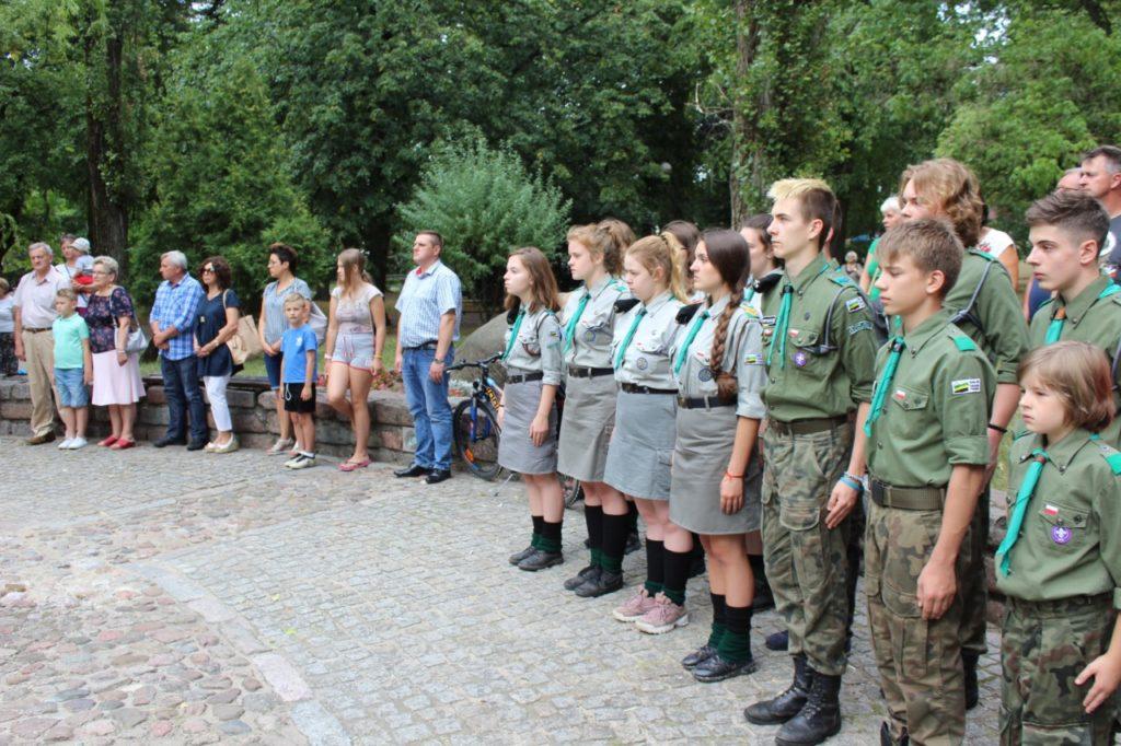 foto: Sokołów oddał cześć Powstańcom - IMG 7129 1024x682