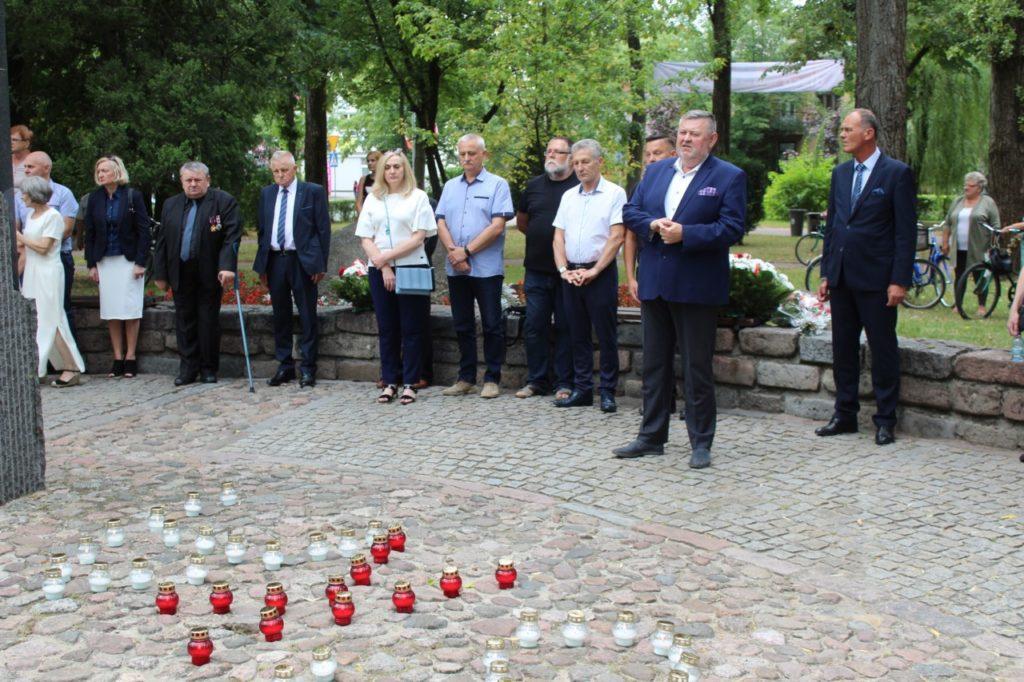 foto: Sokołów oddał cześć Powstańcom - IMG 7131 1024x682