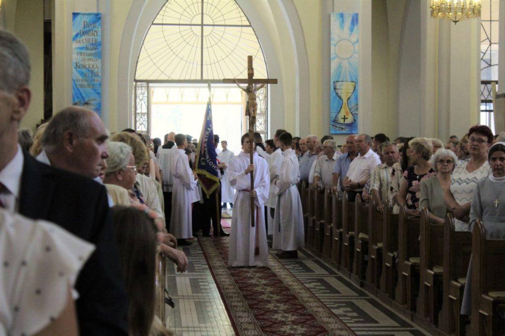 foto: IV. rocznica ogłoszenia św. Rocha patronem miasta - IMG 7196 1024x682