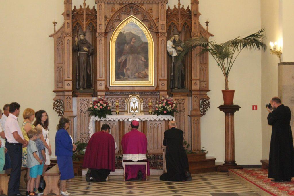 foto: IV. rocznica ogłoszenia św. Rocha patronem miasta - IMG 7206 1024x683