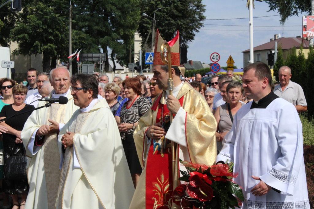 foto: IV. rocznica ogłoszenia św. Rocha patronem miasta - IMG 7242 1024x682