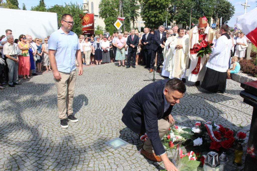 foto: IV. rocznica ogłoszenia św. Rocha patronem miasta - IMG 7243 1024x682