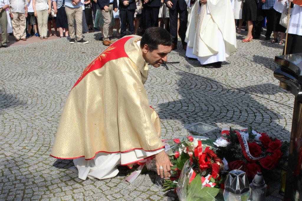 foto: IV. rocznica ogłoszenia św. Rocha patronem miasta - IMG 7244 1024x682
