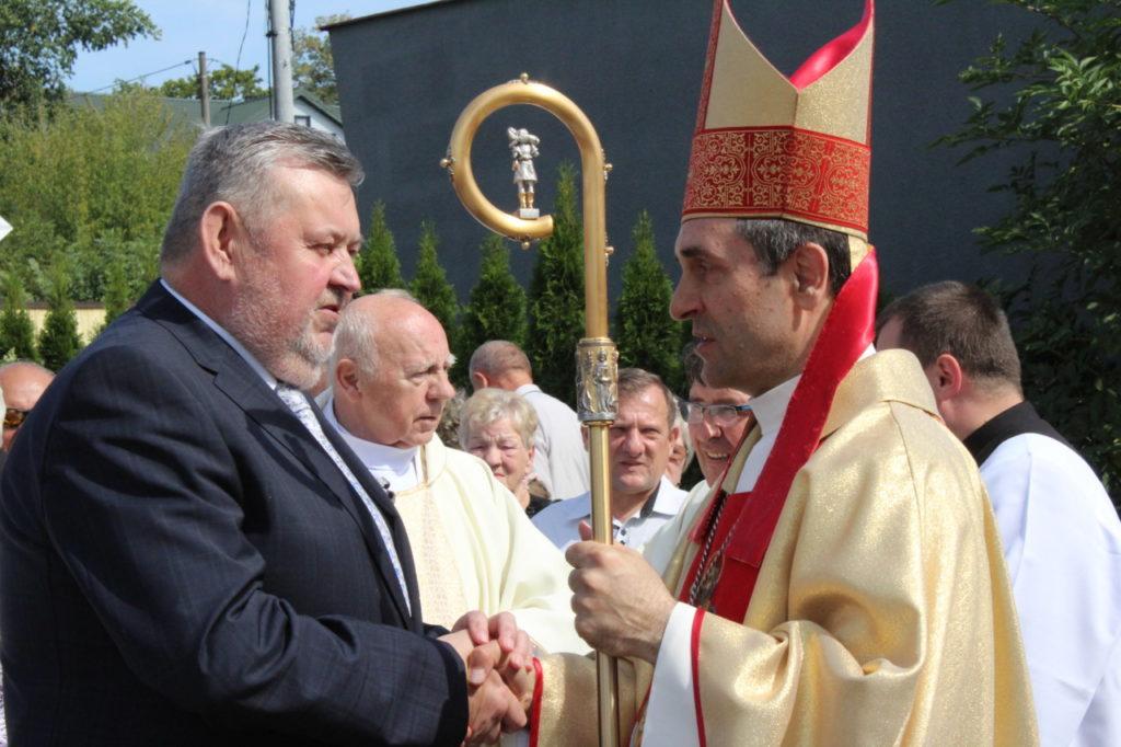 foto: IV. rocznica ogłoszenia św. Rocha patronem miasta - IMG 7260 1024x682