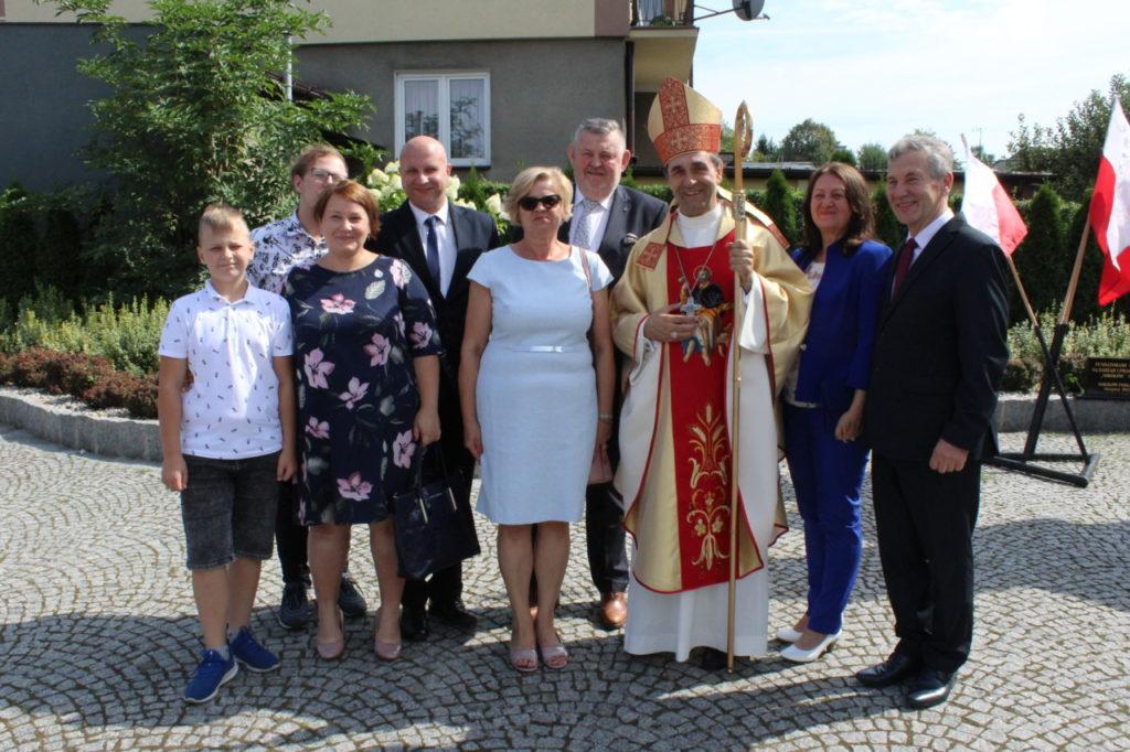 foto: IV. rocznica ogłoszenia św. Rocha patronem miasta - IMG 7269 1024x682