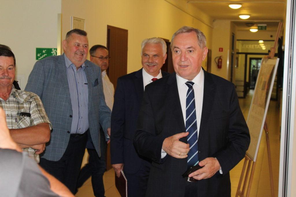 foto: Spotkanie z ministrem środowiska w SOK - IMG 7474 1024x682