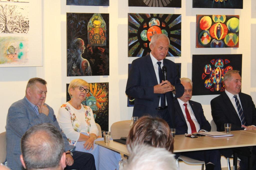 foto: Spotkanie z ministrem środowiska w SOK - IMG 7489 1024x682