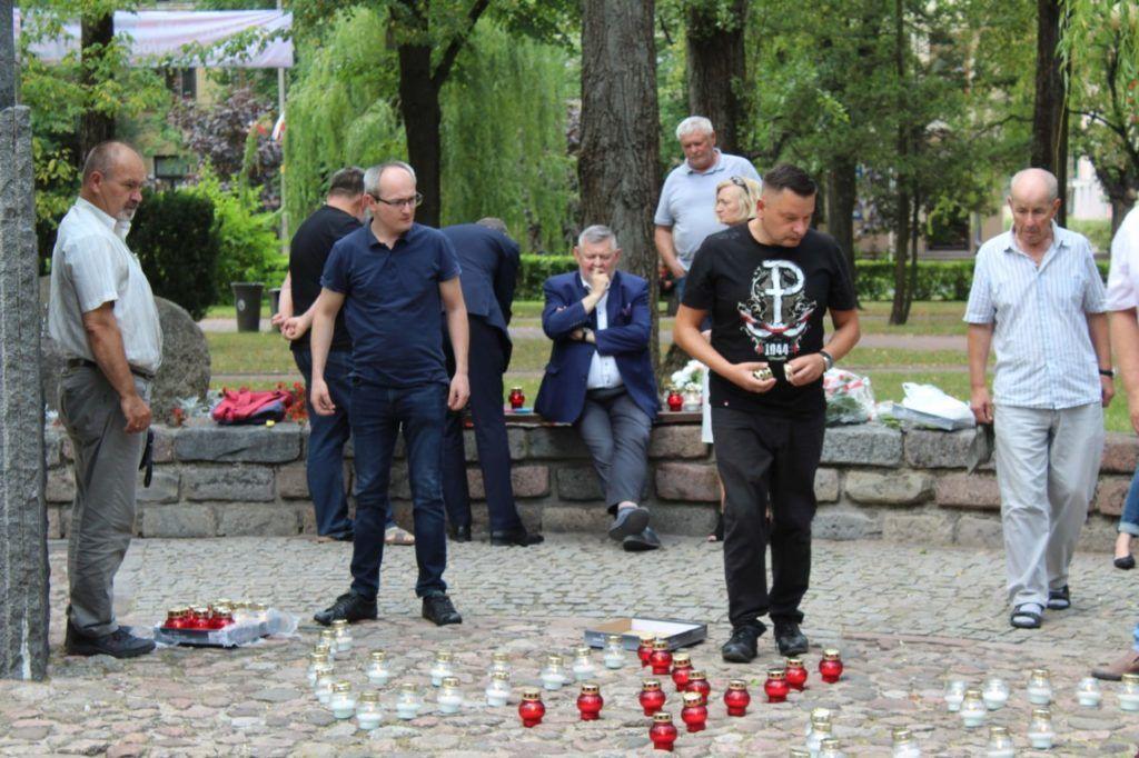 foto: Sokołów oddał cześć Powstańcom - IMG 7124 1024x682