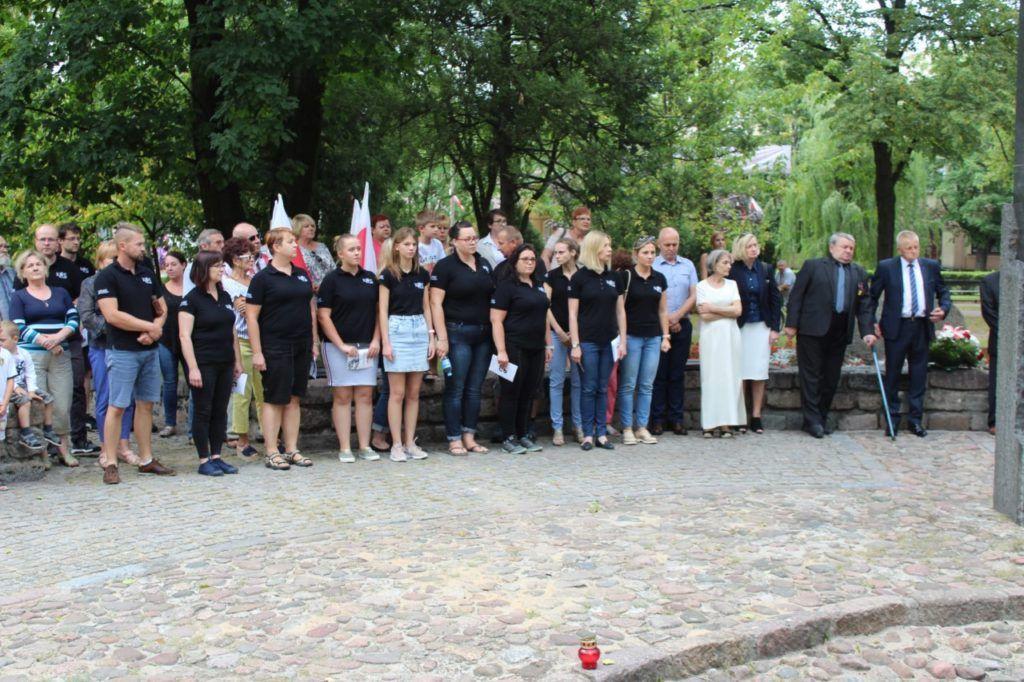 foto: Sokołów oddał cześć Powstańcom - IMG 7132 1024x682