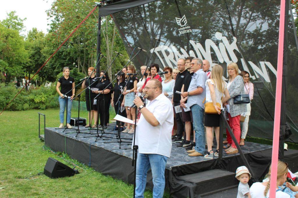 foto: Sokołów oddał cześć Powstańcom - IMG 7152 1024x682