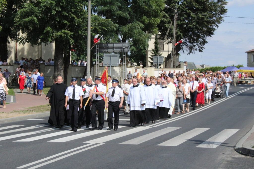 foto: IV. rocznica ogłoszenia św. Rocha patronem miasta - IMG 7226 1024x682
