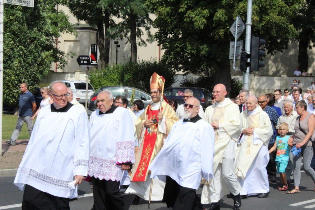 foto: IV. rocznica ogłoszenia św. Rocha patronem miasta - IMG 7229 1024x682