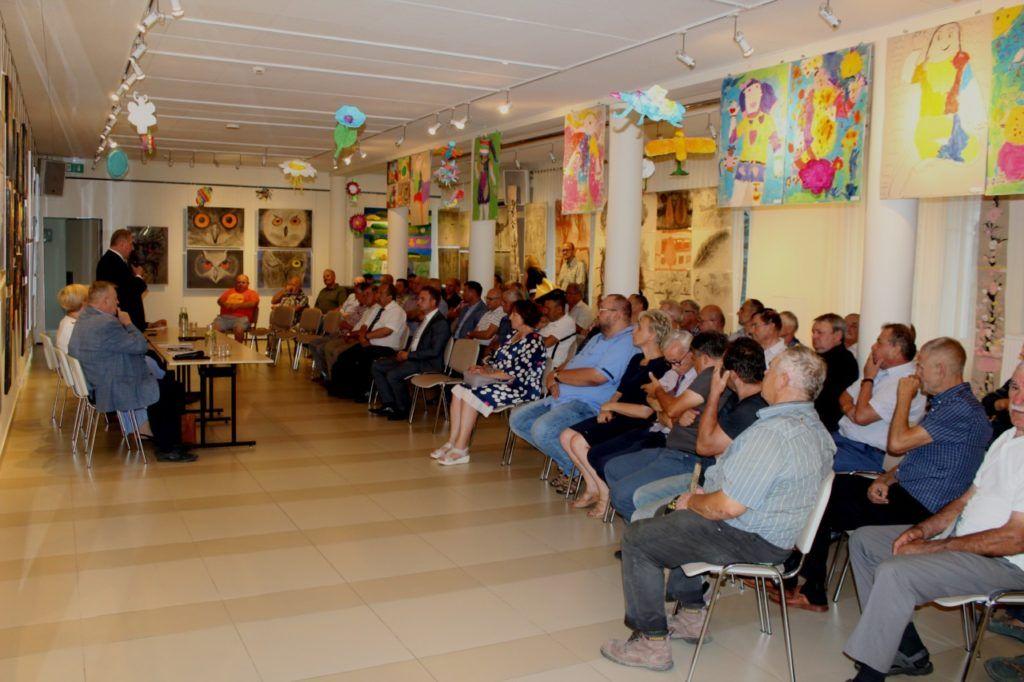 foto: Spotkanie z ministrem środowiska w SOK - IMG 7483 1024x682