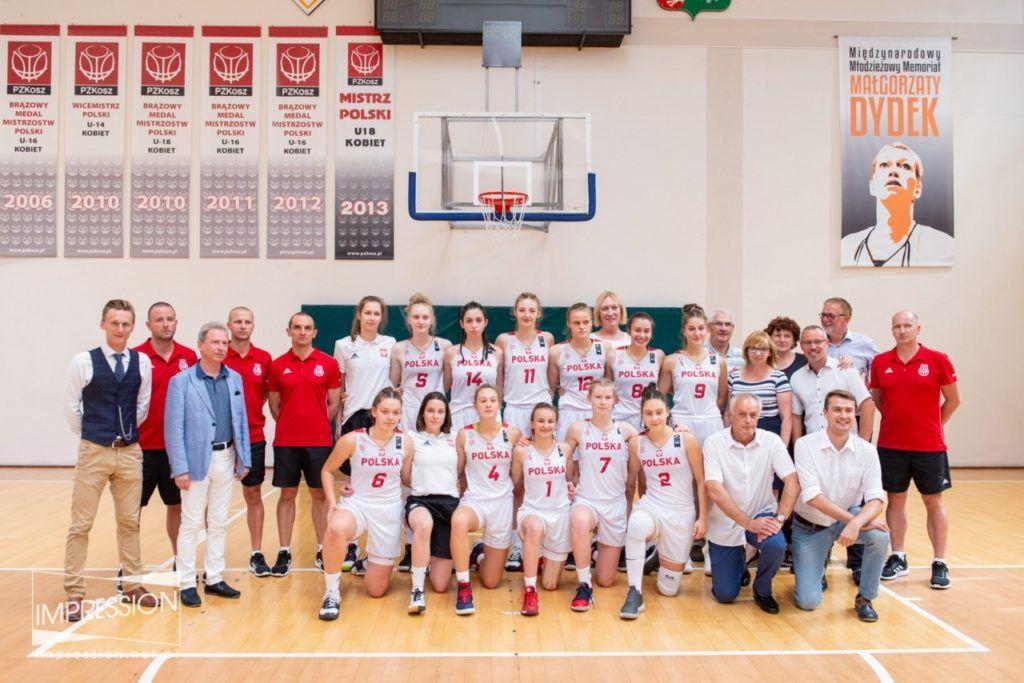 foto: Koszykarki MPKK w Memoriale Małgorzaty Dydek 2019 - dydek 2019 1 1024x683