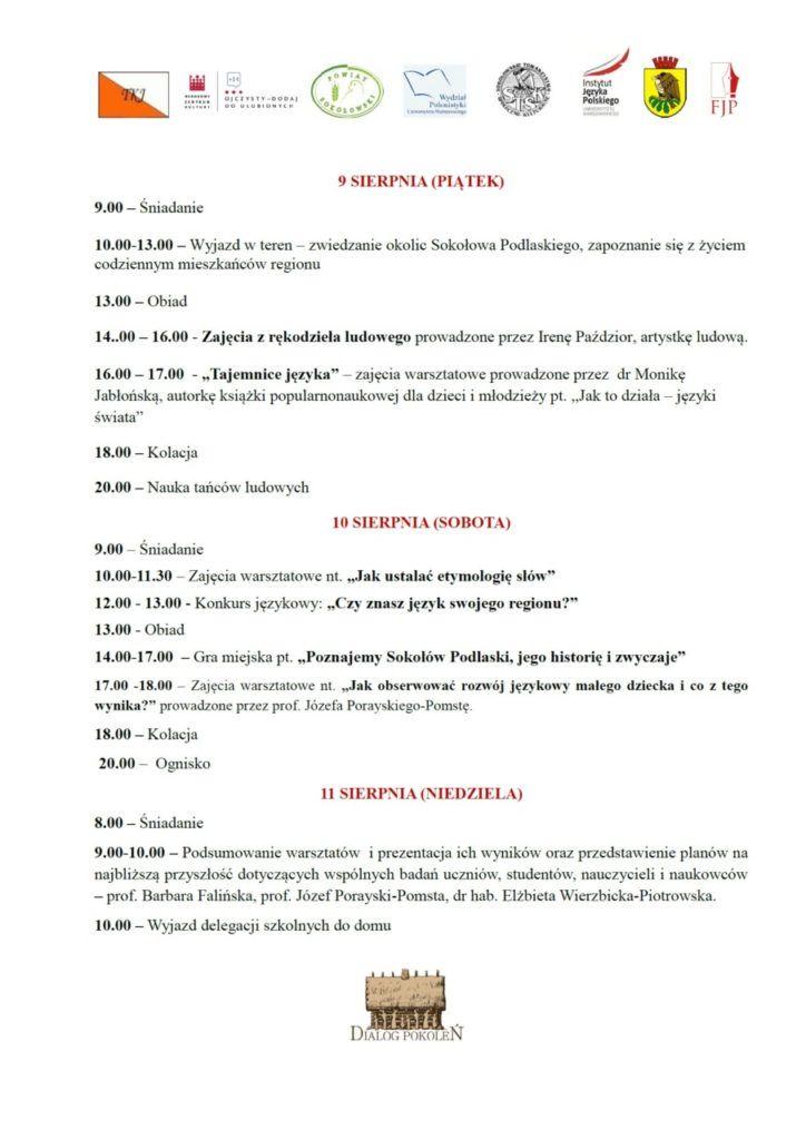 foto: Konferencja naukowa w Sokołowie Podlaskim - warsztaty II 724x1024