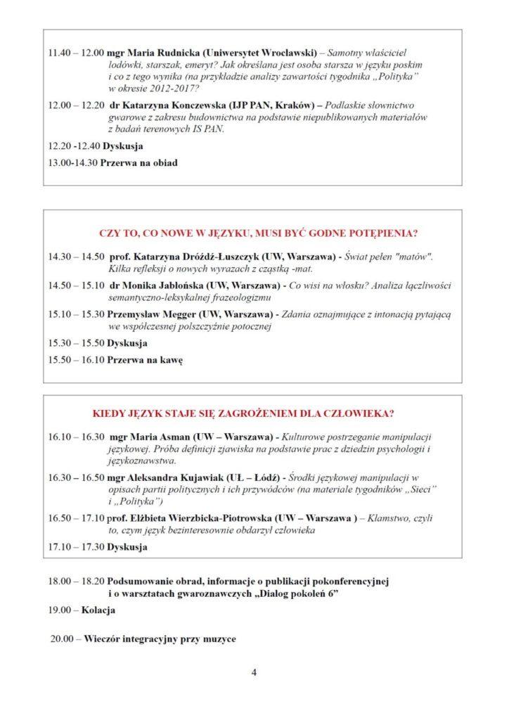 foto: Konferencja naukowa w Sokołowie Podlaskim - zaproszenie IV 724x1024