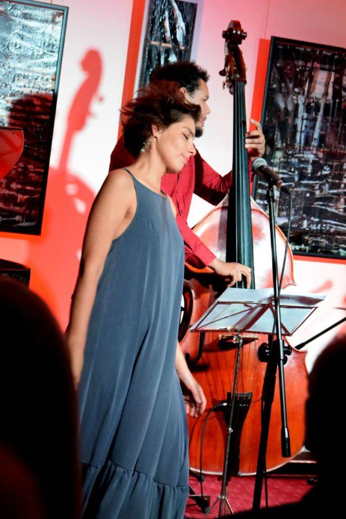 foto: Jazz z Wami: Marita Alban Juarez Quartet - DSC 0009 683x1024