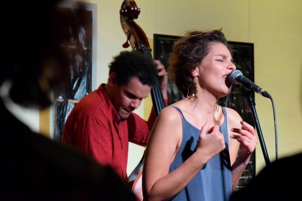 foto: Jazz z Wami: Marita Alban Juarez Quartet - DSC 0054 1024x682