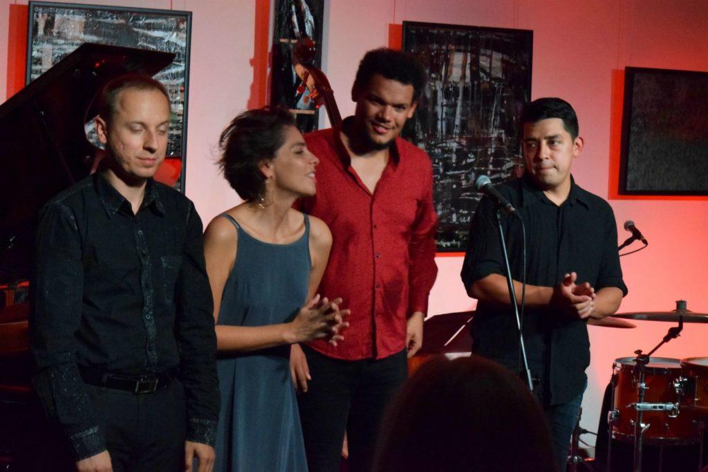 foto: Jazz z Wami: Marita Alban Juarez Quartet - DSC 0064 1024x682