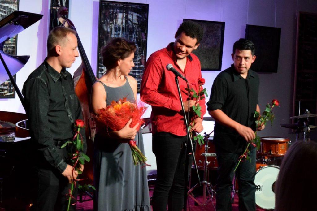 foto: Jazz z Wami: Marita Alban Juarez Quartet - DSC 0070 1024x682