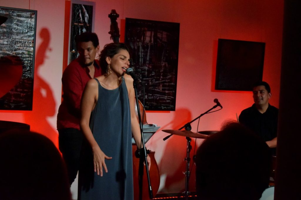 foto: Jazz z Wami: Marita Alban Juarez Quartet - DSC 0075 1024x682