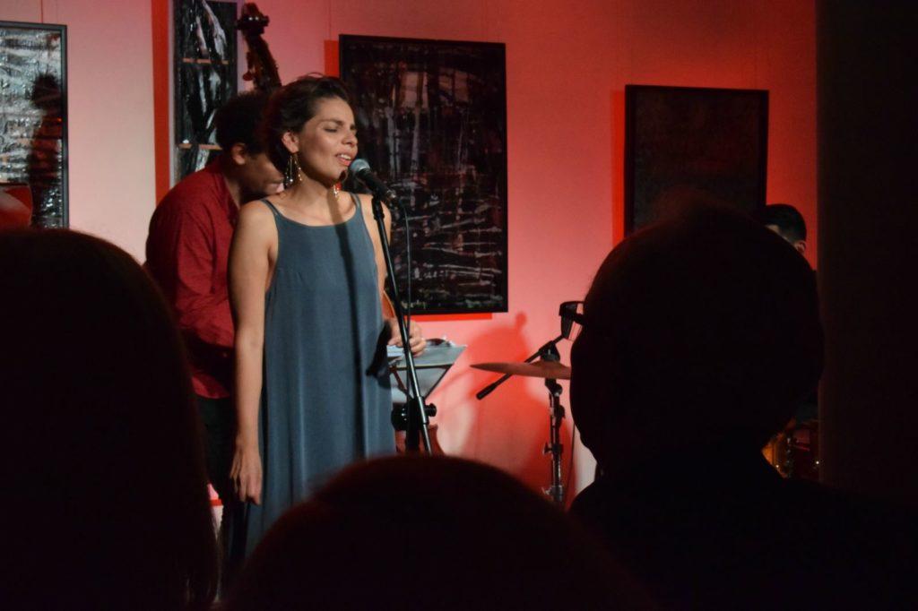 foto: Jazz z Wami: Marita Alban Juarez Quartet - DSC 0076 1024x682