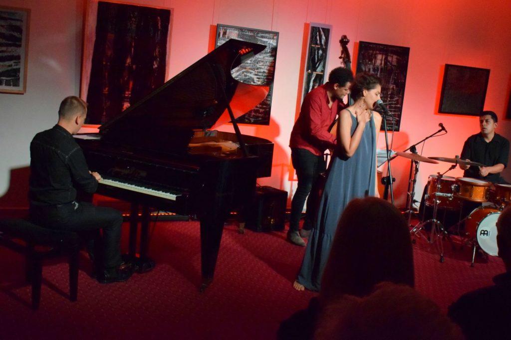 foto: Jazz z Wami: Marita Alban Juarez Quartet - DSC 0078 1024x682