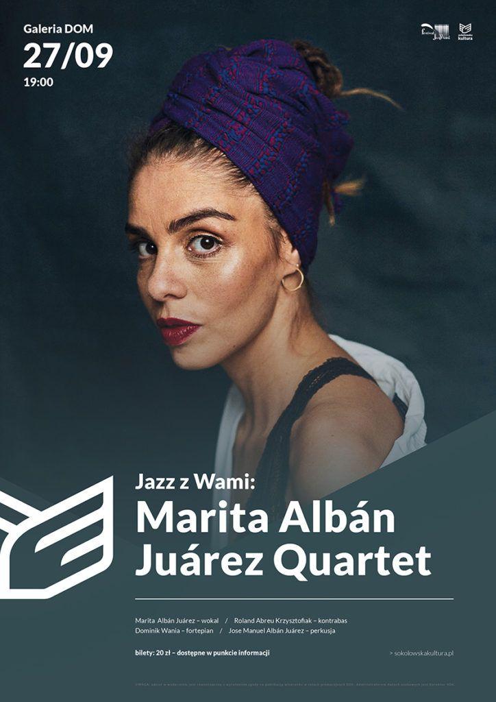 foto: Koncert Marita Alban Juarez Quartet - jazz marita 724x1024