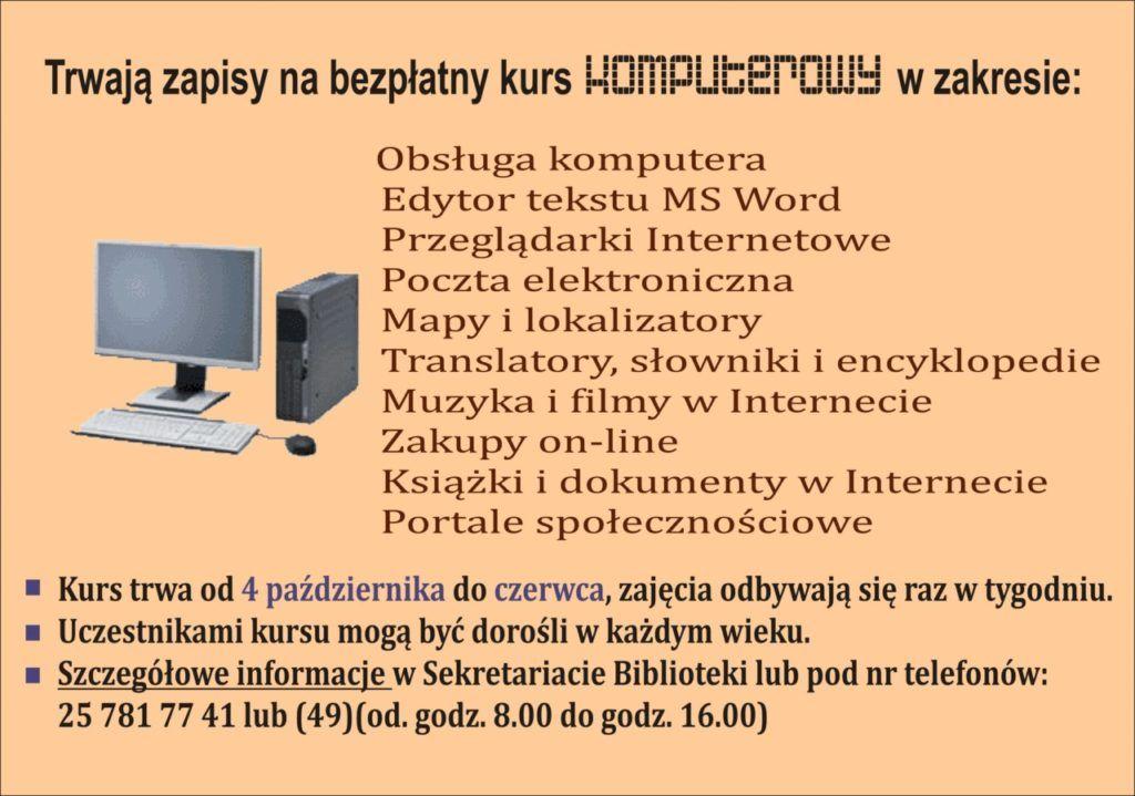 foto: Kurs komputerowy w MBP - plakat na kurs komputerowy poziom tlo 1024x719