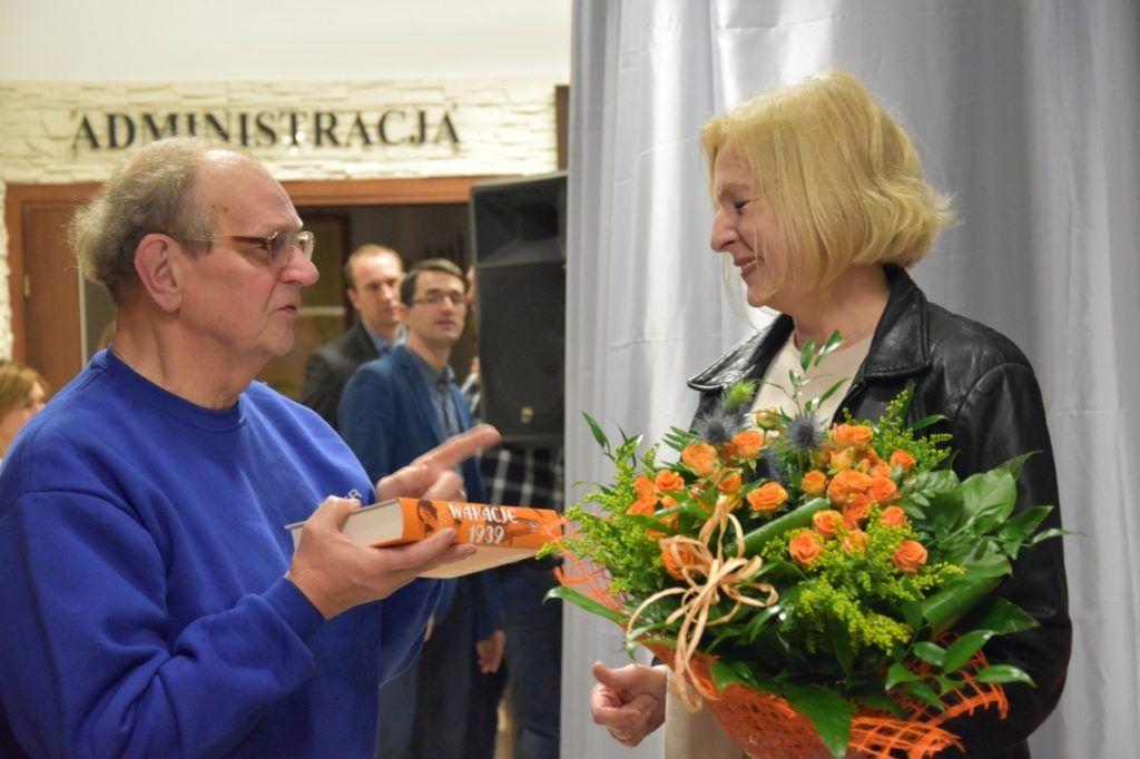 foto: Spotkanie autorskie Anny Lisieckiej w MBP - 14a 1024x682