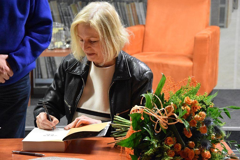 foto: Spotkanie autorskie Anny Lisieckiej w MBP - 14b 1024x683