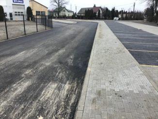 Remontowane drogi