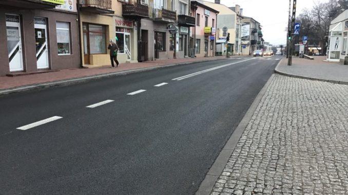 Ulica Długa po remoncie