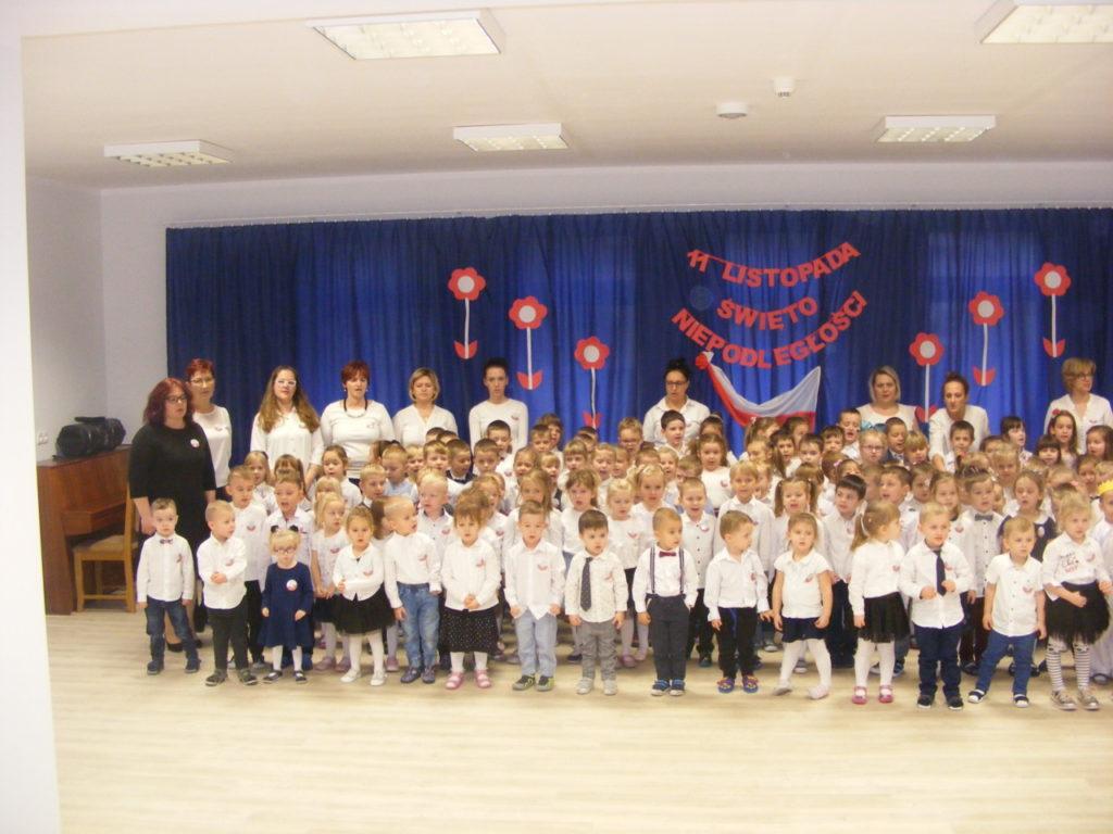 foto: Święto Niepodległości w Przedszkolu nr 3 - DSCF1141 1024x768
